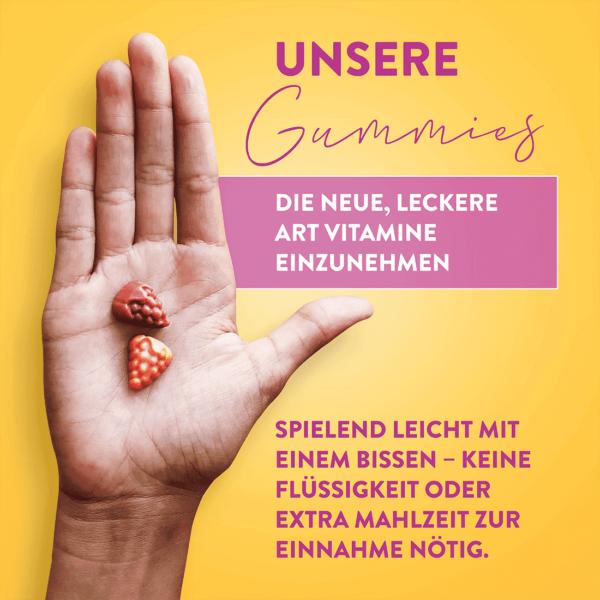 Alive! Women's Multivitamin Gummies, besondere Merkmale (USP)