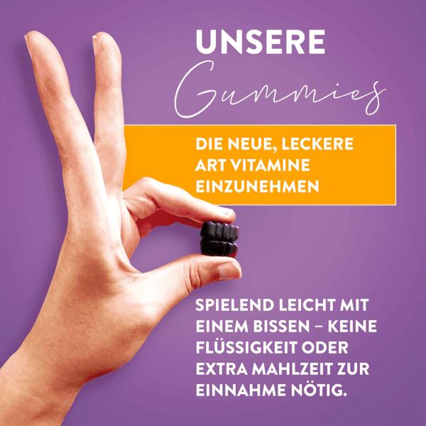 Nature's Way Sambucus Immun Kids & Co Gummies, besondere Merkmale (USP)