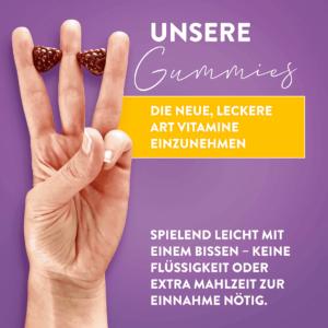 Nature's Way Sambucus Immun Gummies, besondere Merkmale (USP)